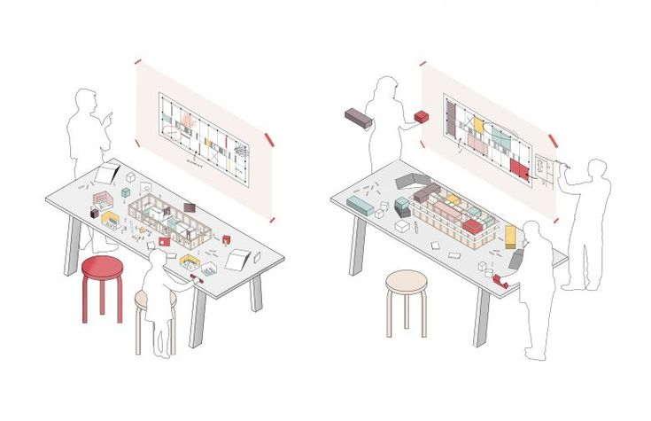 Kjellander Sjöberg - Commoning Kits - Illustration: Eriksen Skajaa