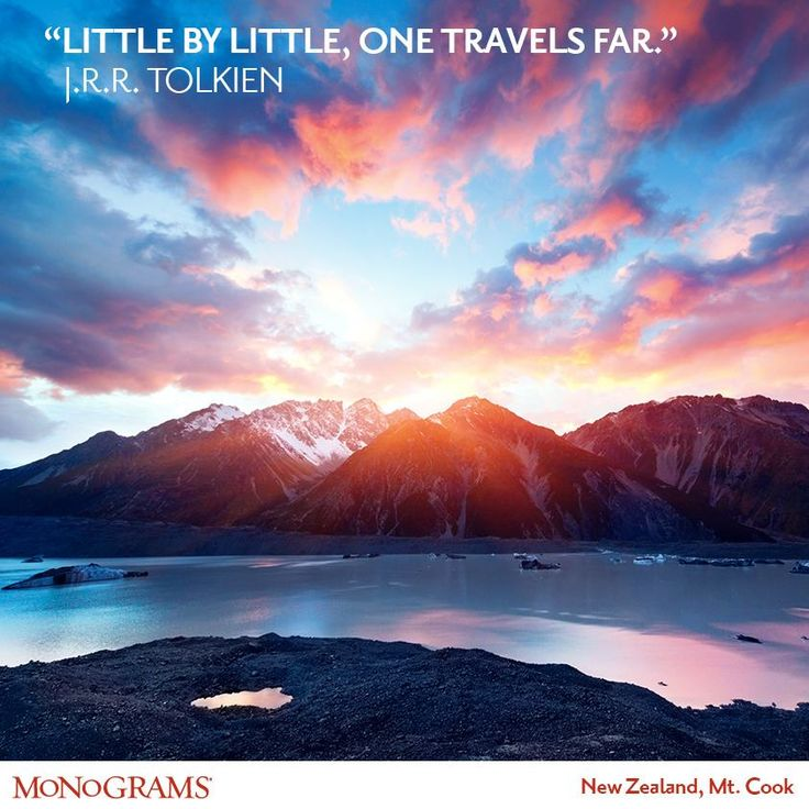We agree and we'll help you get there … this year! http://social.monograms.com/ZD0 #Monograms #IndependentTravel