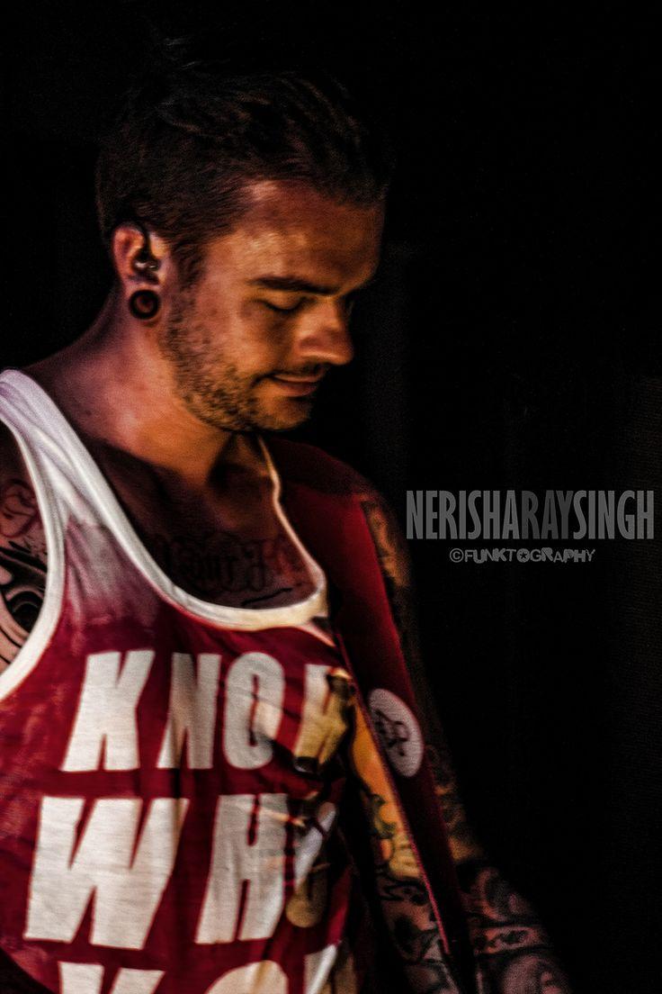 Glen Hodgson - Bass The Parlotones Nerisha Ray Singh FUNKtography