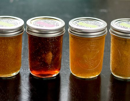 Fig Jam 4 Ways (Regular, Honey Fig Jam, Balsamic Fig Jam, Grand Marnier Spiked Fig Jam)