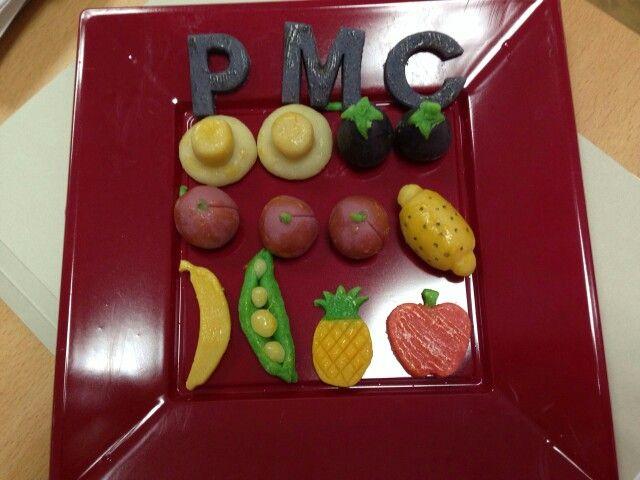 Mazapanes para los trabajadores del Bufet de Abogados PMC!!
