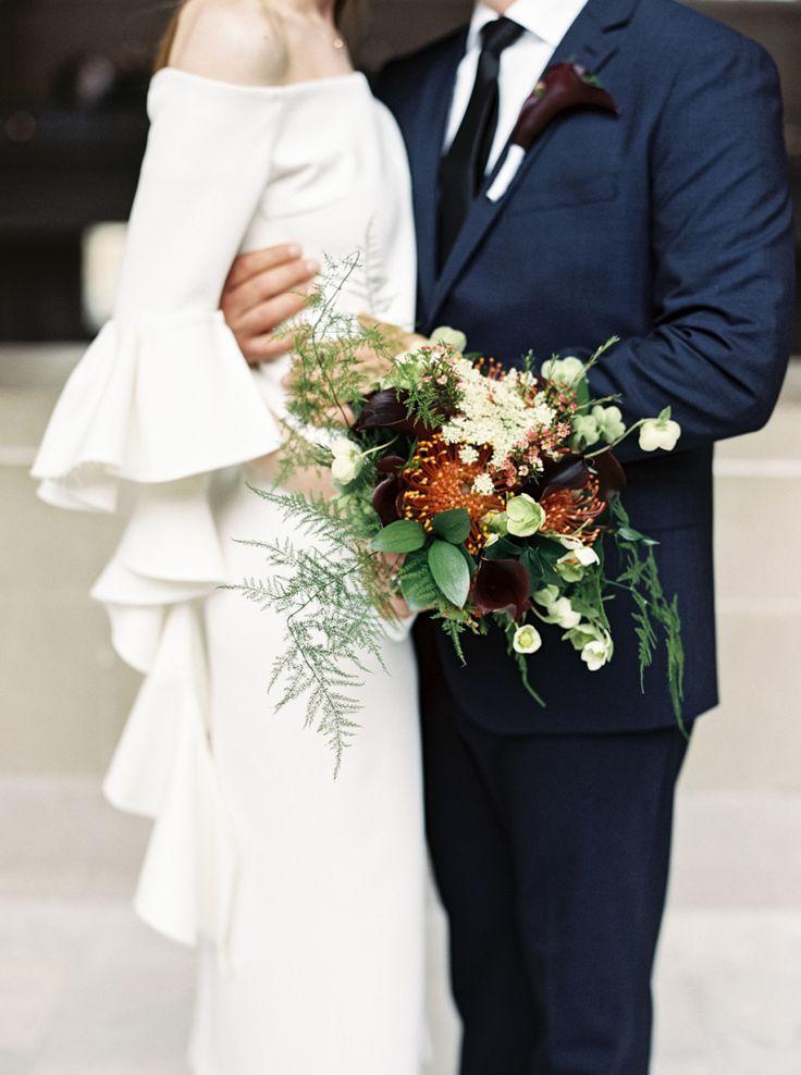 A City Hall Wedding That D Make Carrie Bradshaw Jealous