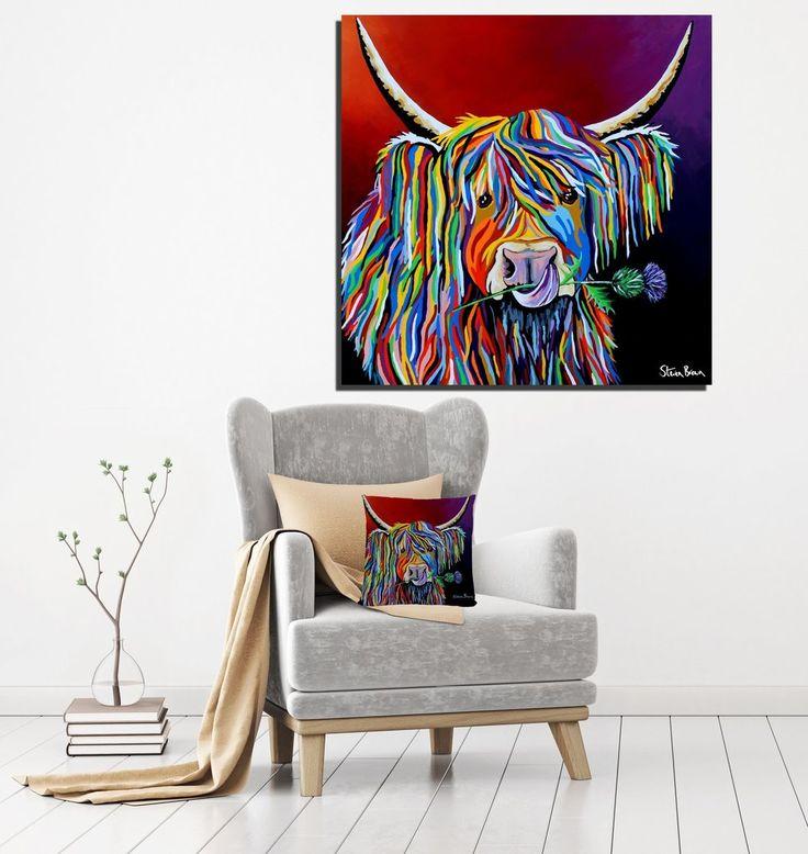 Lizzie Mccoo Massive Canvas Art Ideas Pinterest
