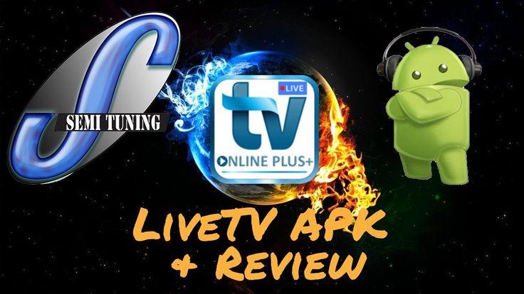"Kodi Alternative For LiveTV "" TV Online Plus APK "" July 2017"