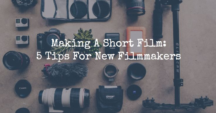 In this filmmaking article, indie producer Jason Brubaker provides you with tips for making a short film and what to do next.