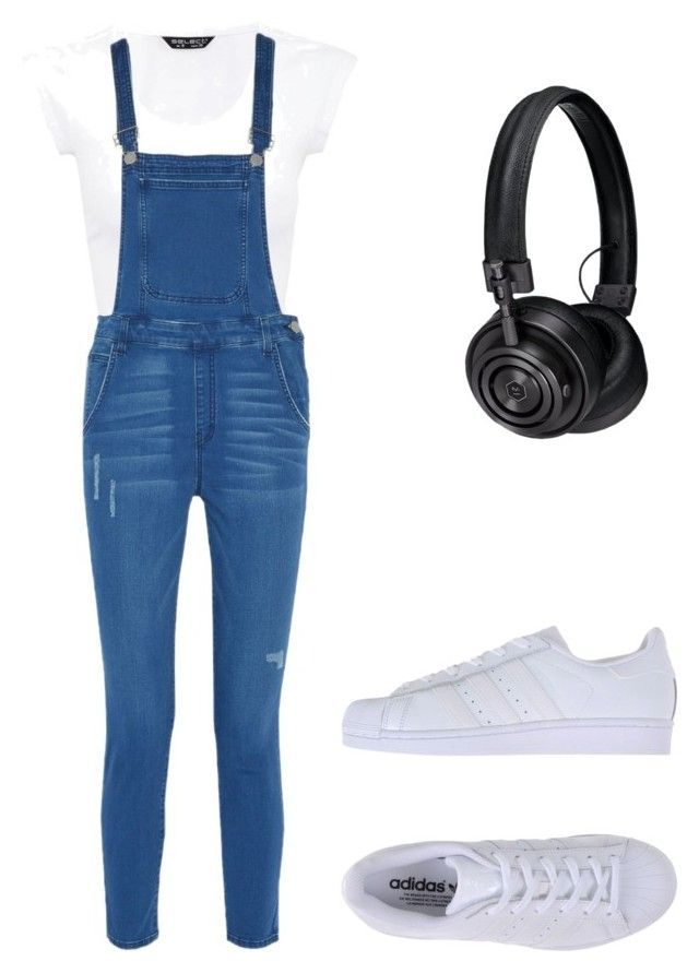 Untitled #210 by filomenamaria on Polyvore featuring polyvore fashion style Rebecca Minkoff adidas Originals Master & Dynamic clothing
