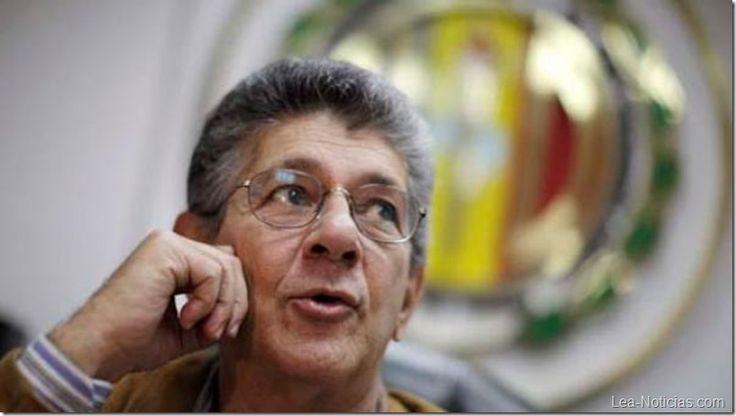 Polémica: Esto fue lo que le dijo Ramos Allup a los militares venezolanos - http://lea-noticias.com/2015/08/24/polemica-esto-fue-lo-que-le-dijo-ramos-allup-a-los-militares-venezolanos/