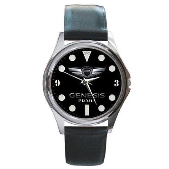 Rare Hot Prada Genesis Round Watches by ributributbro on Etsy