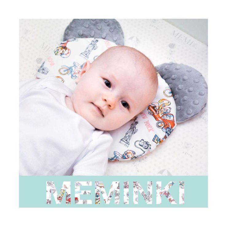 Poduszeczki z serii MEMINKI - idealne dla niemowląt. Świetnie sprawdzą się w łóżeczku i w gondoli😊 http://memi.eu/meminki/ #memi #lovememi #meminki #poduszeczki #poduszkadlaniemowlaka #niemowlak #dziecko #instadziecko #instamatki #instakids #instababy #baby #babygirl #babyboy #dziewczynka #chłopczyk #newcollection #travelling #podróż #minky #cut #sweet #poscieldladzieci