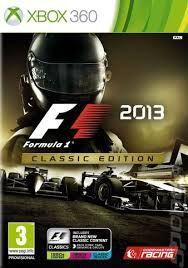 F1 2013 Xbox360 Complex Xbox Games: F1 2013 Xbox360 Complex