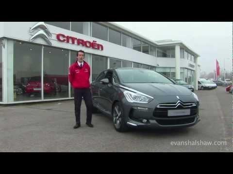 Citroen DS5 Review. #Citroe #DS5 #Video #Review