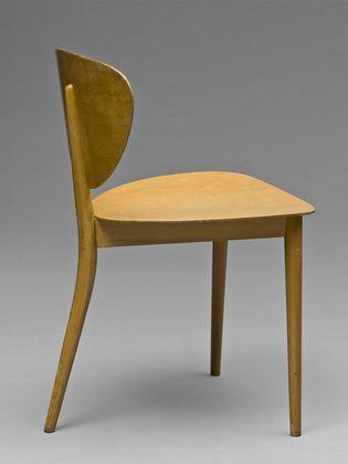 Max Bill. Tripod Chair. 1949