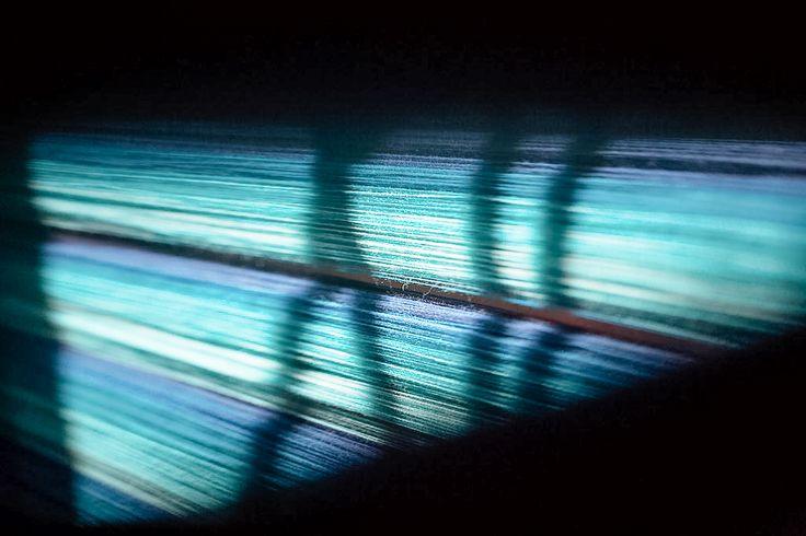 A change in light | McKernan Woollen Mills | Handmade scarves | Made in Ireland | Irish Design | Weaving | Knitting Mens & Womens Accessories