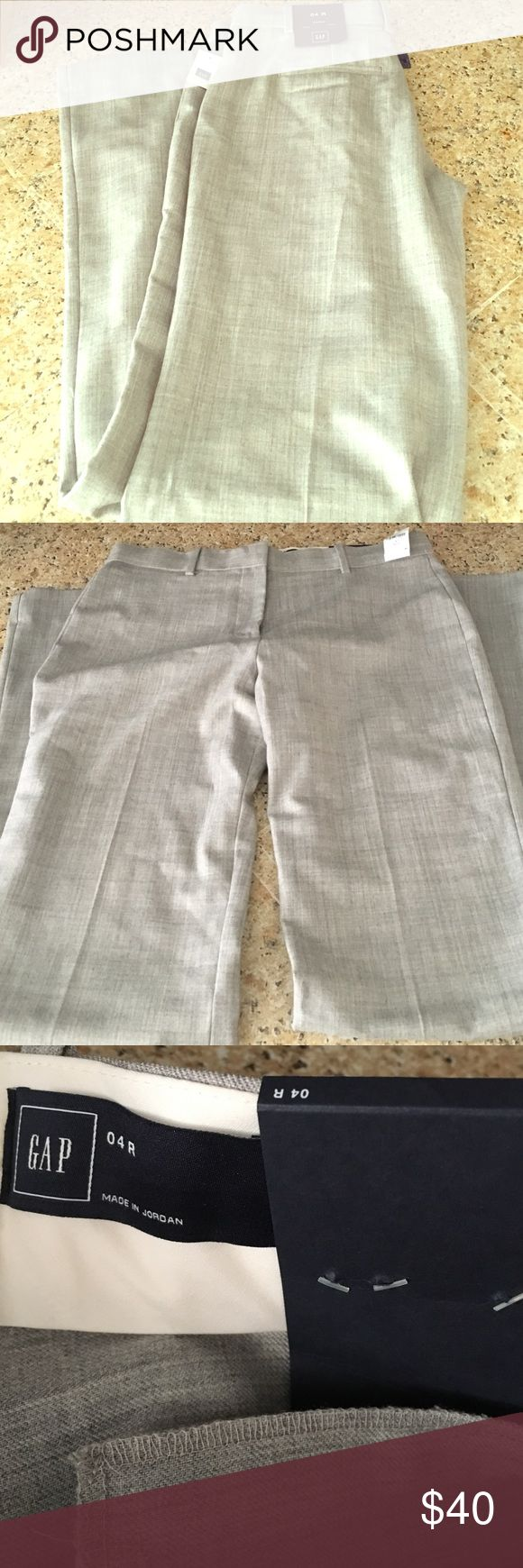 Brand new gap trouser pants Brand new cute stretchy pants GAP Pants Trousers