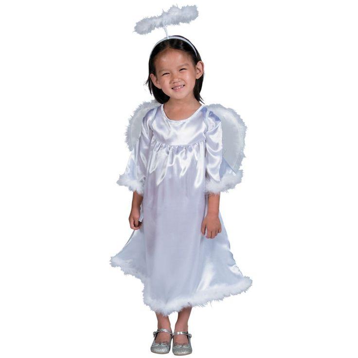 Girls Angel Halloween Costume for Toddler