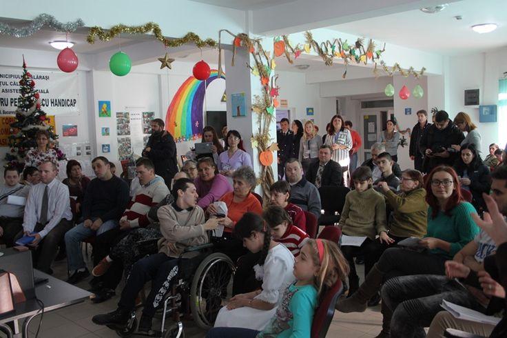 Călărași, solidaritate și sprijin pentru persoanele cu dezabilități - Argument
