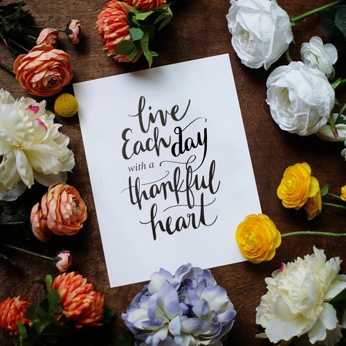 Thankful Heart via @jennymaiedae