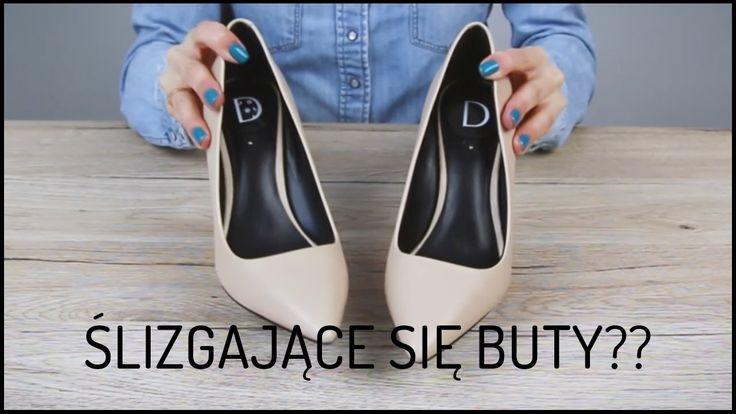 Sprytny sposób na ślizgające się buty! | Domodi TV