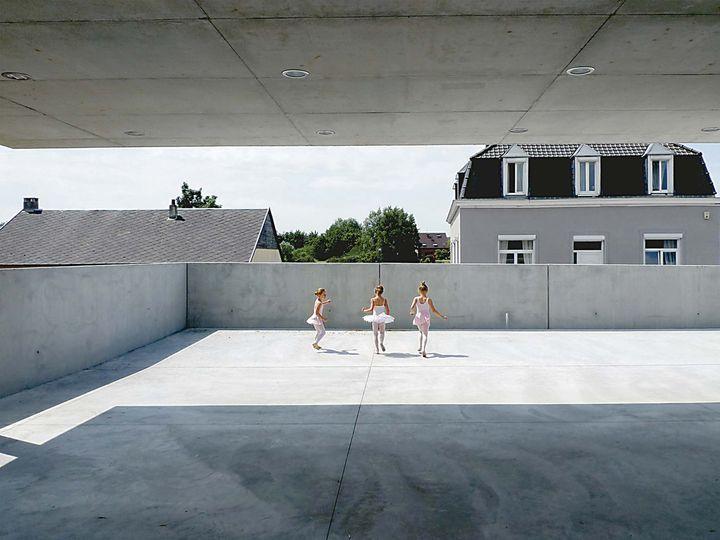HART BERTELOOT - Centre périscolaire et de danse - Le Quesnoy-sur-Deûle (Nord)