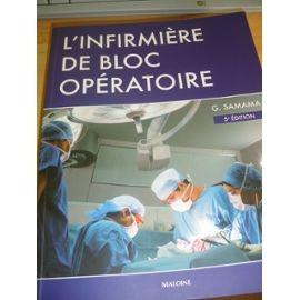 L'infirmière De Bloc Opératoire de Jean François D Ivernois