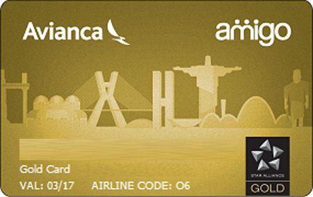 Avianca Brazil | amigo gold