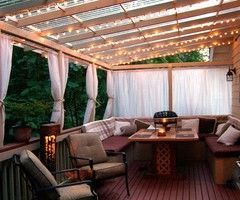 Backyard Ideas / deck