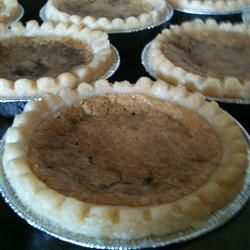 Butter Tarts Recipe (A Canadian Treat) so easy, great tasting tart!!!
