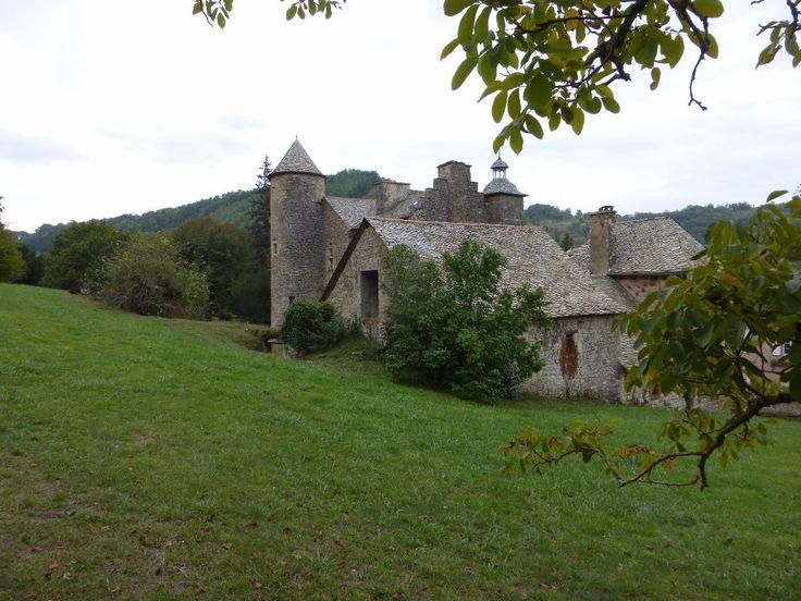 achat vente Château Médiéval a vendre  Monument Historique , dépendances, orangeraie, maison d'amis A proximité de Marcillac  AVEYRON MIDI PYRENEES