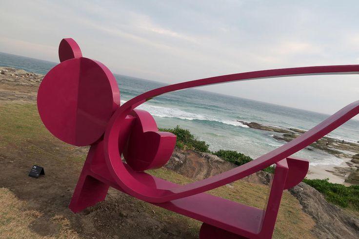 Sculpture by the Sea, Bondi to Tamarama, Sydney, Australia