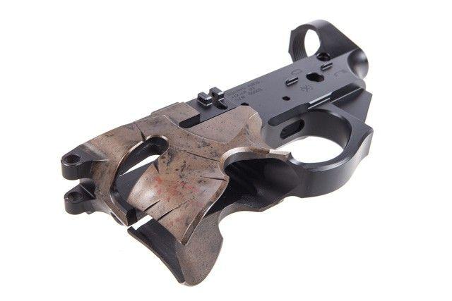Rainier Arms Overthrow Stripped Lower Receiver - Blowndeadline Edition (Pre-Order), RA-OVR-LR-BDL, by Rainier Arms, LLC, .