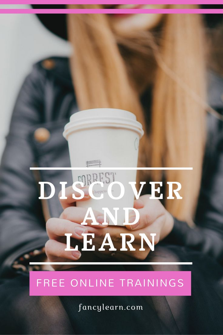 Best free and premium online courses from educators all over the world. The first online trainings - courses, programs, ebooks, webinars directory and search engine. Come and find what you like to learn or list your online training with us.