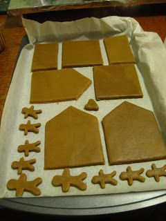 Bake Your Own Gingerbread Houses