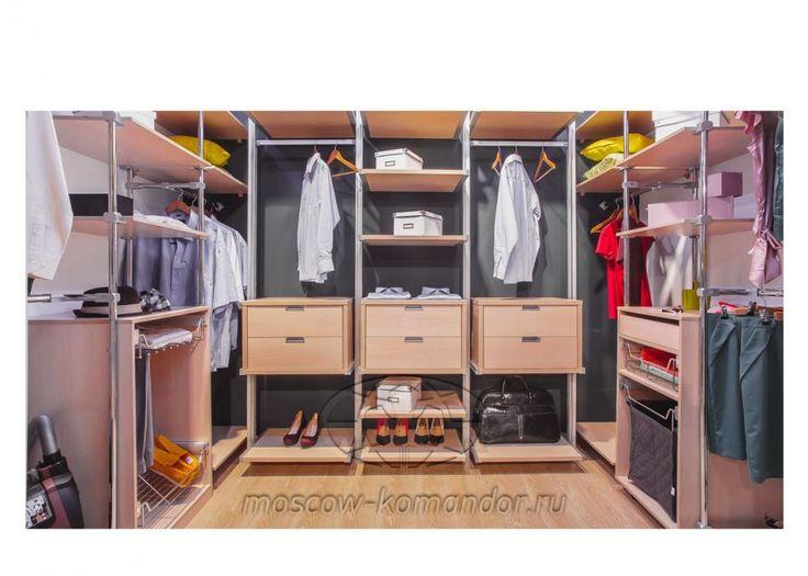 Колонная система KOMANDOR, стоимость по запросу. Фирменный магазин мебели на заказ KOMANDOR.