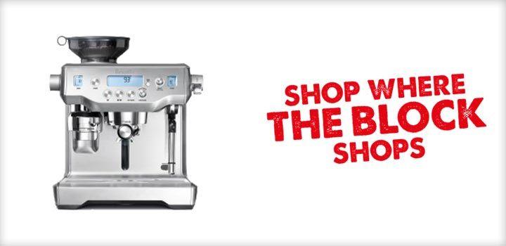 Breville Dual Boiler Coffee Machine - yum! #Breville #TheGoodGuys