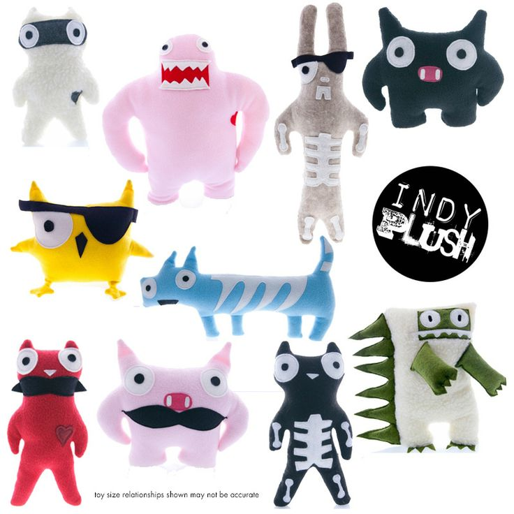 If It's Hip, It's Here: IndyPlush - Endangered Species Plushies and Cool Stuffed Toys With A Conscience.