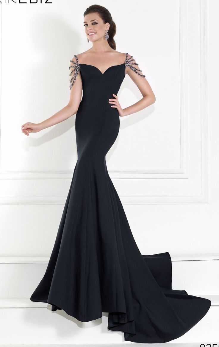 Tarik Ediz 92593 Dress - MissesDressy.com