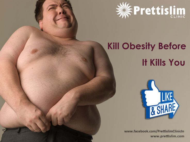 Kill #Obesity Before It Kills You with #Prettislim Clinic's U-Lipo #Treatment