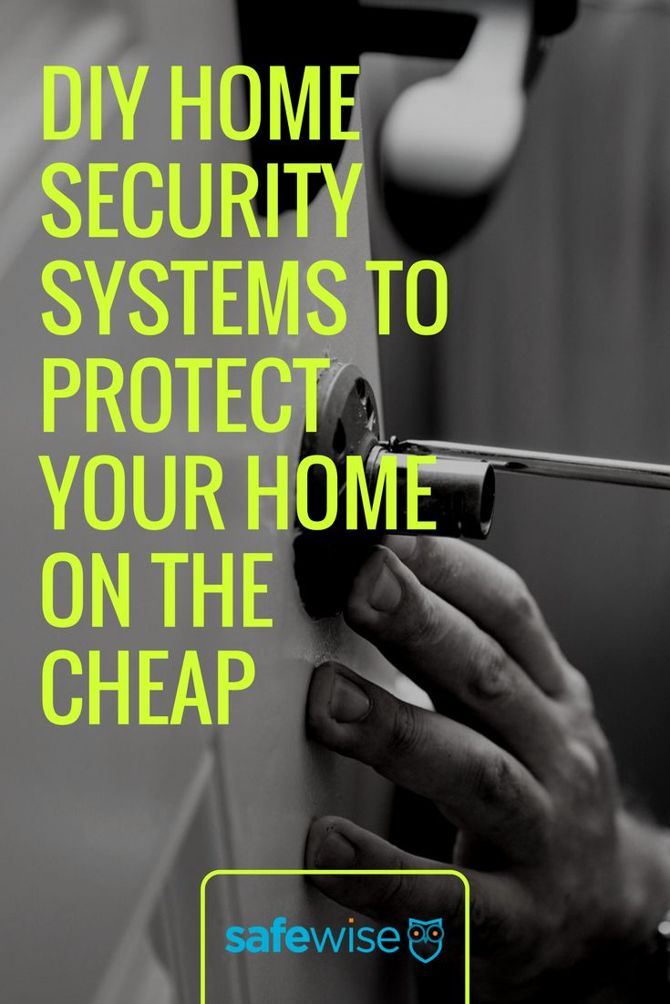 Self Install Home Security self install home security system. free knowing some of the best
