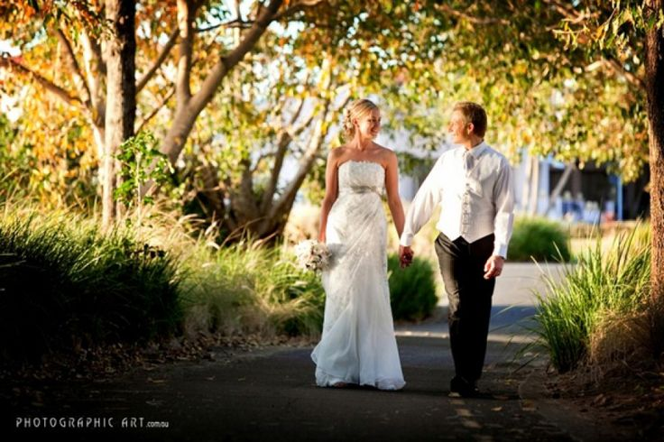 Links Hope Island Golf Club - Queensland Brides