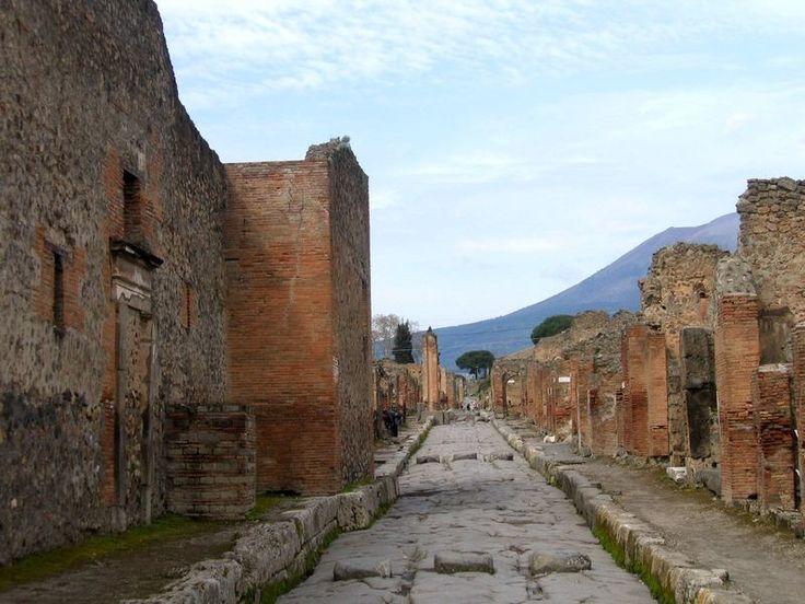 Италия фото Помпеи