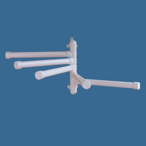 Leslies Swimming Pool Supplies - outdoor towel rack, make out of teak?