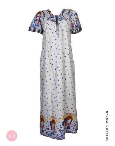 #nightdress #nightwear #nighty #nighties #nightsuit #sleepwear #relaxwear Buy Cotton Womens Nightwear, Nighties for Ladies Online in Bangalore, Chennai. Select from wide range of Cotton Nighties, Night Dress, Night Suits Online for Indian ladies at Nightyhouse.