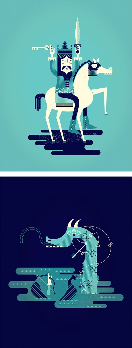 Graphic Design & Illustrations by Alex Perez