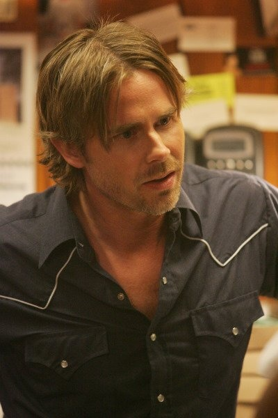 If I knew you in real life I would probably punch you, but Sam Merlotte, you are so charming on screen.