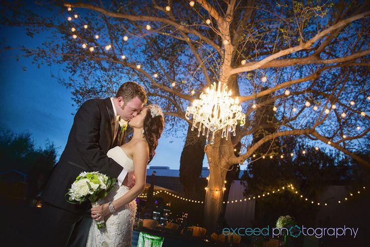 Las Vegas Wedding Photographer- Jennifer and Bill- Wedding at the Secret Garden