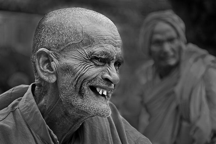 A Pinch of Happiness, Gaya, India by Mithun Chakraborty on 500px