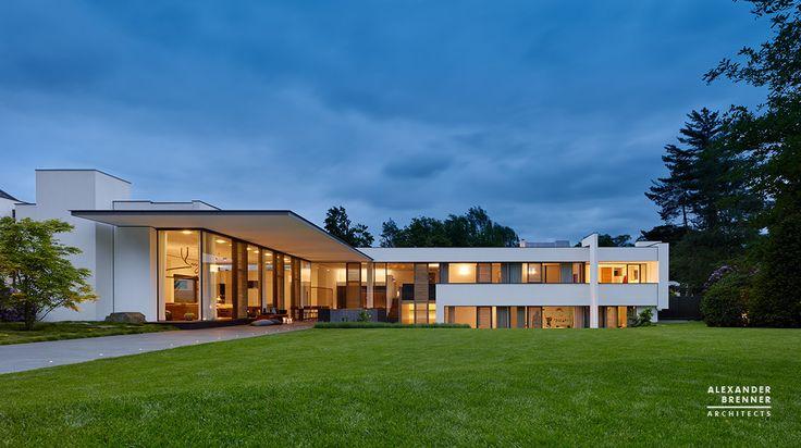 Bredeney House, Essen - Alexander Brenner Architects