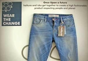 Haikure è un brand eco-sostenibile che propone jeans realizzati con materiali pregiati, tessuti eco-friendly e completamente made in Italy.  #ecofashion #ecosostenibilità