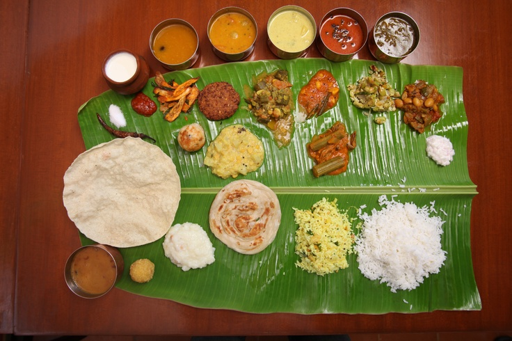 South Indian Wedding food (With images) Indian wedding