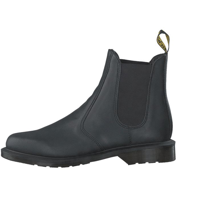 Køb Dr Martens Laura Black Sort Sko Online   FOOTWAY.dk